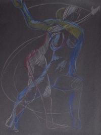 Gestural Sketch 1