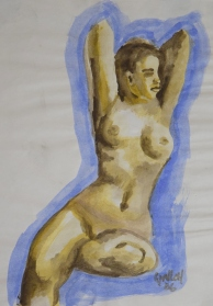 Untitled - Watercolour Sketch