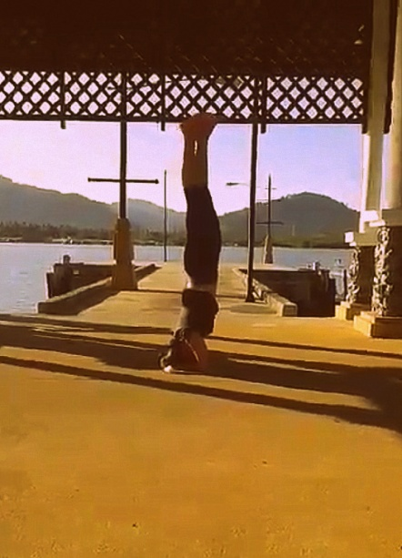 Yoga at the Lighthouse