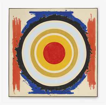 kenneth noland circlel