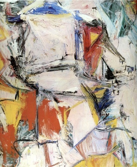 william de kooning interchange